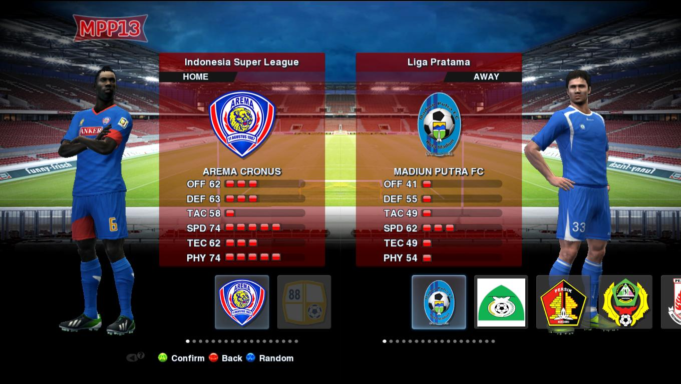 features standalone patch new leagues indonesian super league 11 12 ...